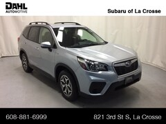 New 2019 Subaru Forester Premium SUV 29S0389 for Sale in La Crosse, WI