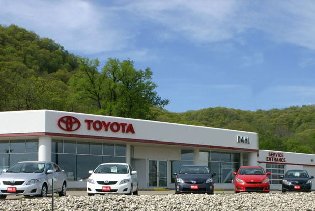 Dahl Ford La Crosse >> About Dahl Toyota in Winona | New Toyota and Used Car ...