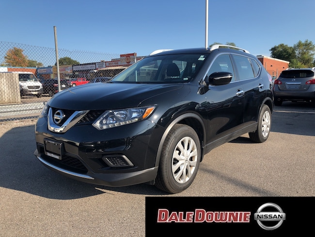 2014 Nissan Rogue S - ONE OWNER LOW KMS SUV