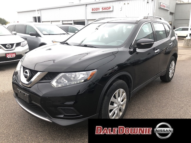 2015 Nissan Rogue S - LOW KMS ONE OWNER SUV