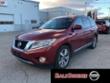 2014 Nissan Pathfinder Platinum SUV