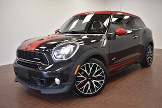 2013 MINI Cooper Paceman John Cooper Works ALL4 Coupe