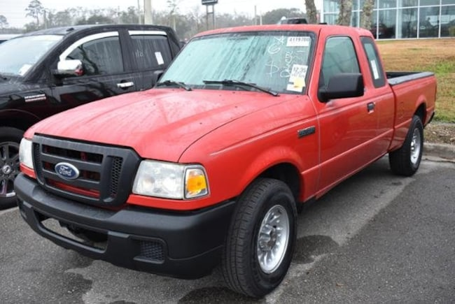 Used 2007 Ford Ranger XLT Pickup for sale in Cary, NC