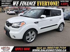 2011 Kia Soul 2.0L 4U BURNER | POWER MOONROOF | HEATED SEATS Hatchback