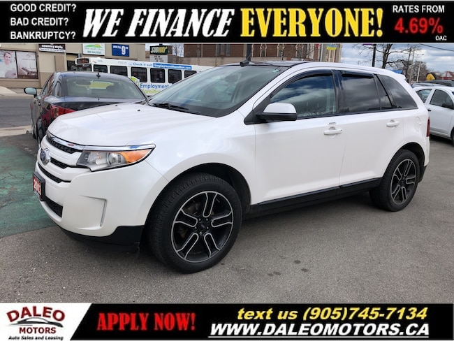 2013 Ford Edge SEL | NAVI | PANO ROOF | BACKUP CAM | HEATED SEATS SUV