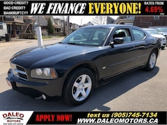 2010 Dodge Charger SXT | BLACK ON BLACK | WE FINANCE Sedan