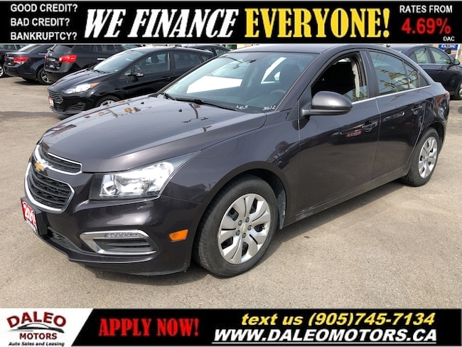 2015 Chevrolet Cruze 1LT | BACKUP CAMERA Sedan