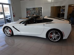 New 2018 Chevrolet Corvette Stingray Z51 Coupe for sale in New Jersey