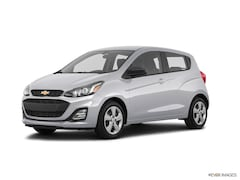New 2019 Chevrolet Spark LS CVT Hatchback for sale in New Jersey