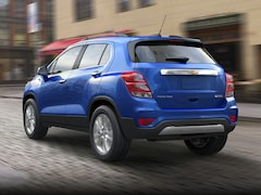 New 2020 Chevrolet Trax LS SUV for sale in New Jersey