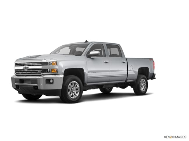 New 2019 Chevrolet Silverado 2500HD WT Truck Crew Cab for sale in Clifton
