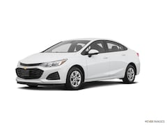 New 2019 Chevrolet Cruze LS Sedan for sale in New Jersey