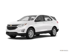 New 2018 Chevrolet Equinox LS SUV for sale in New Jersey