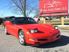 1999 Chevrolet Corvette Base Convertible
