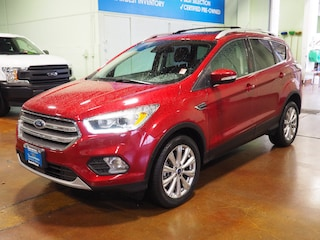 Used 2017 Ford Escape Titanium SUV Gresham