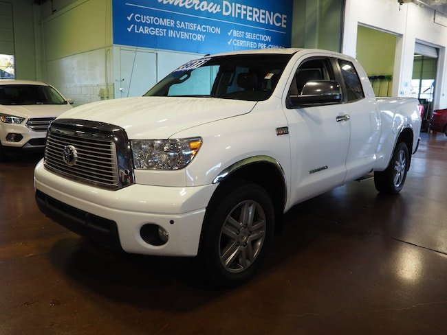 Used 2013 Toyota Tundra Limited Crew Cab Short Bed Truck in Beaverton