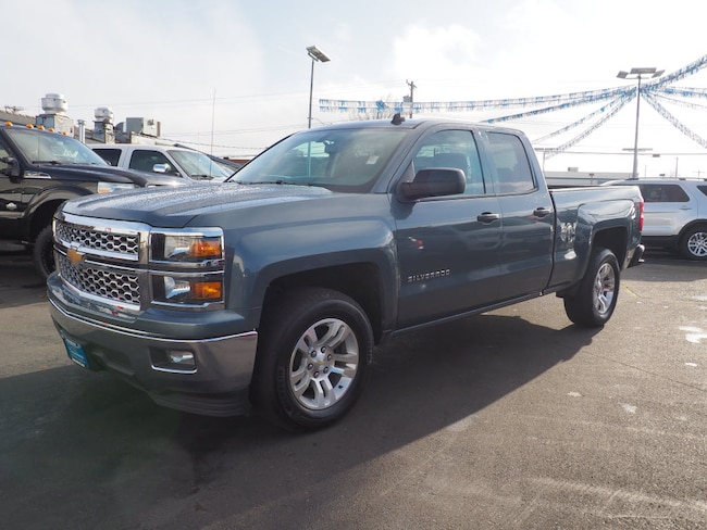 Used 2014 Chevrolet Silverado 1500 LT Extended Cab Long Bed Truck Near Vancouver WA