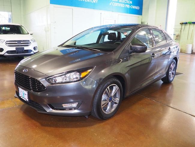 Used 2018 Ford Focus SE SEDAN in Beaverton