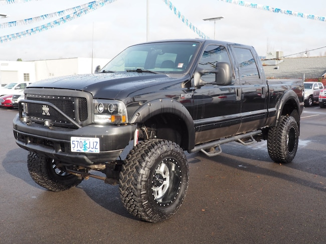 Used 2002 Ford F-350 Crew Cab Truck in Beaverton
