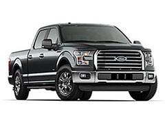Ford F  Lariat Truck