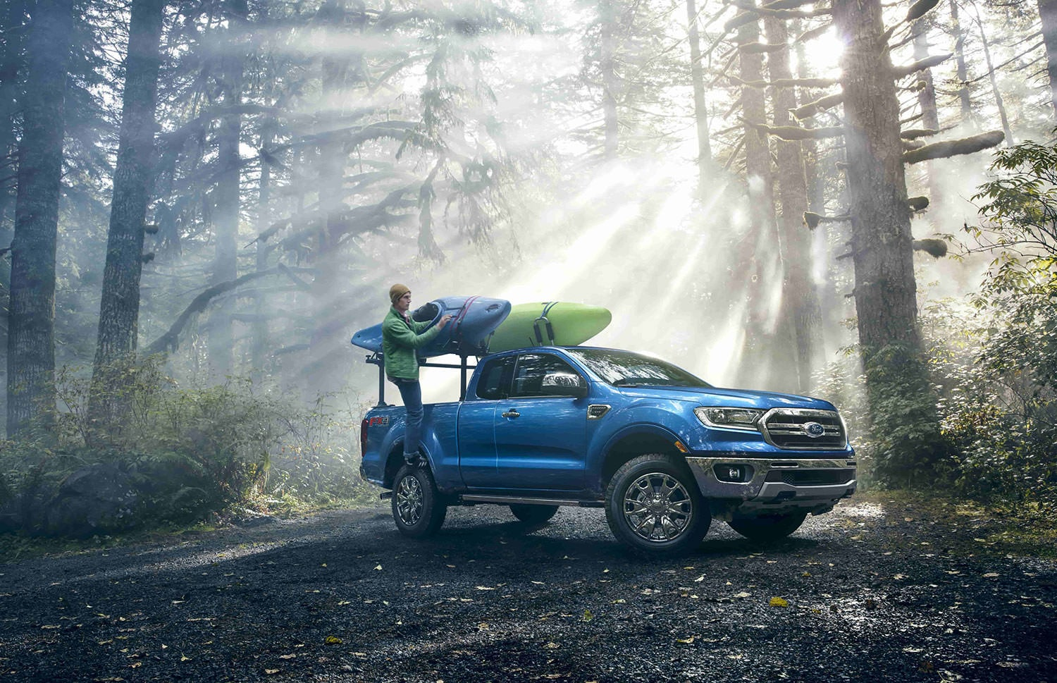 The 8-Year Homecoming. The Ford Ranger ...