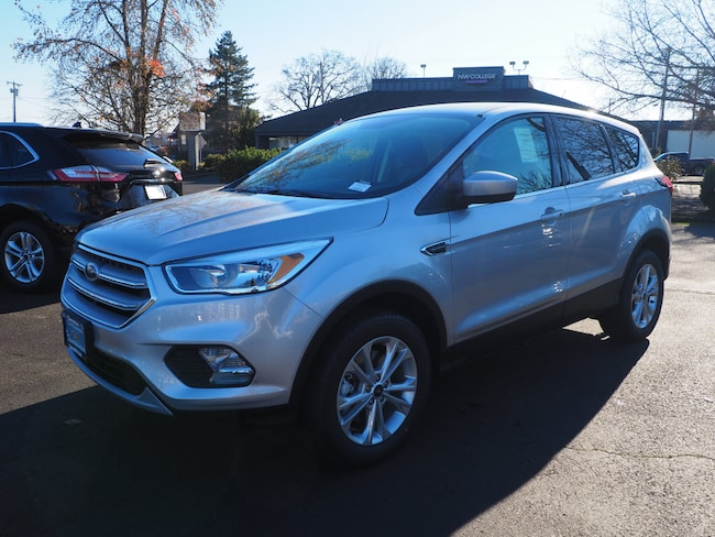 New 2019 Ford Escape SE SUV in Beaverton, OR