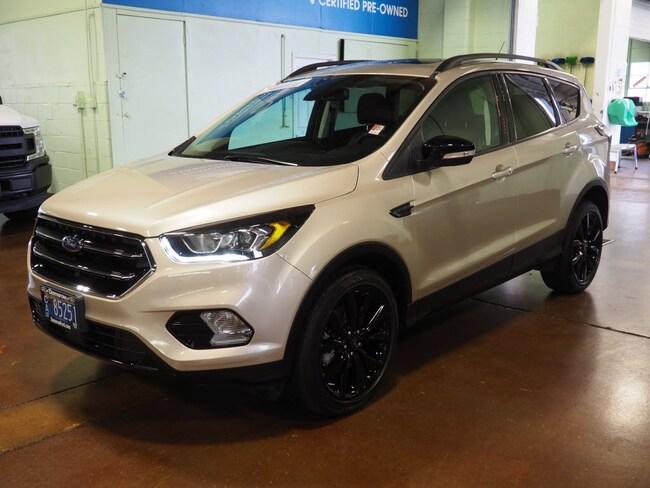 Used 2017 Ford Escape Titanium SUV in Beaverton