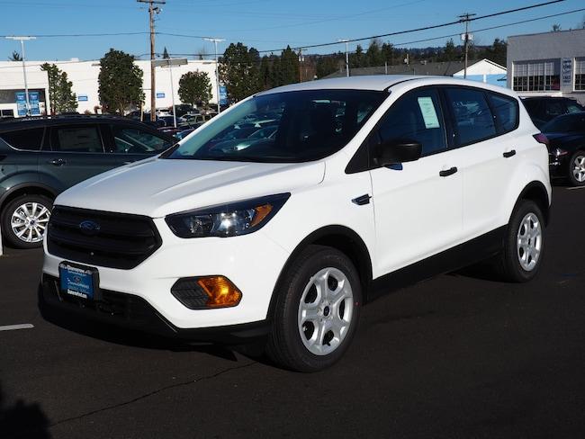 New 2019 Ford Escape S SUV in Beaverton, OR
