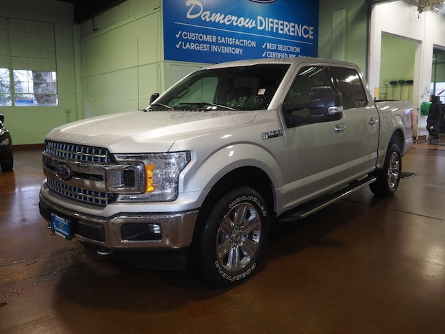 Used 2018 Ford F-150 XLT Crew Cab Short Bed Truck in Beaverton