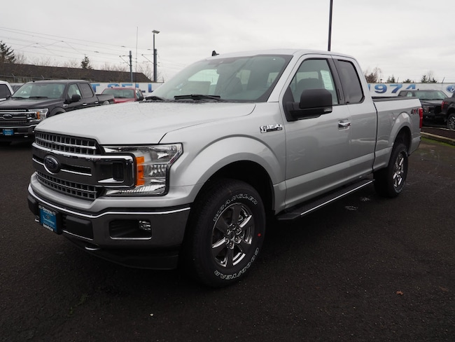 New 2019 Ford F-150 XLT Truck in Beaverton, OR