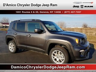 New 2019 Jeep Renegade LATITUDE 4X4 Sport Utility in Geneva, NY