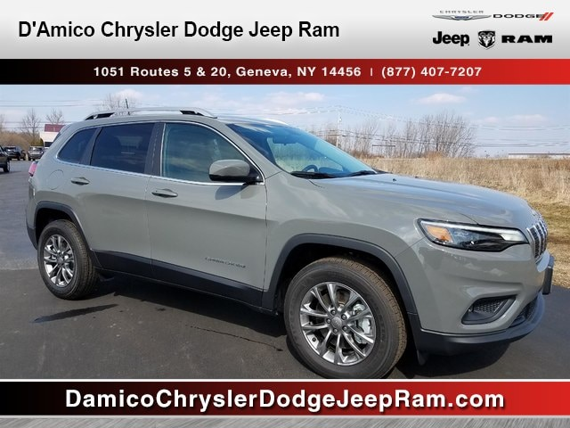 New Inventory at D'Amico Chrysler Dodge Jeep RAM | Serving