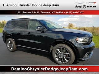 New 2018 Dodge Durango GT AWD Sport Utility in Geneva, NY