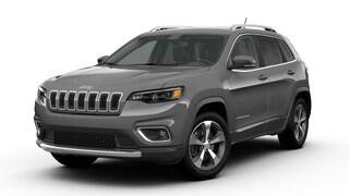 New 2019 Jeep Cherokee LIMITED 4X4 Sport Utility in Geneva, NY