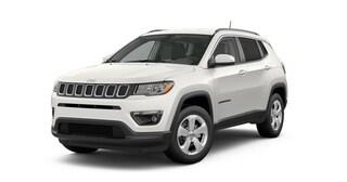 New 2019 Jeep Compass LATITUDE 4X4 Sport Utility in Geneva, NY