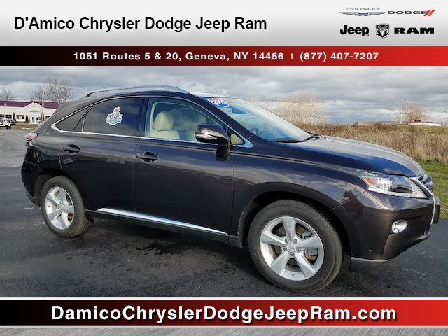 2015 LEXUS RX 350 4dr All-Wheel Drive SUV