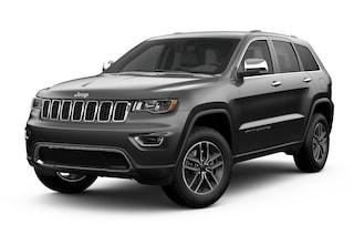 New 2019 Jeep Grand Cherokee LIMITED 4X4 Sport Utility in Geneva, NY