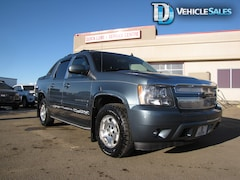 2009 Chevrolet Avalanche 1500 LT, Crew Cab, Command Start Truck Crew Cab