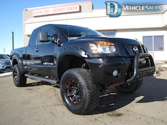 2008 Nissan Titan PRO-4X, Bluetooth, Heated Seats Truck King Cab