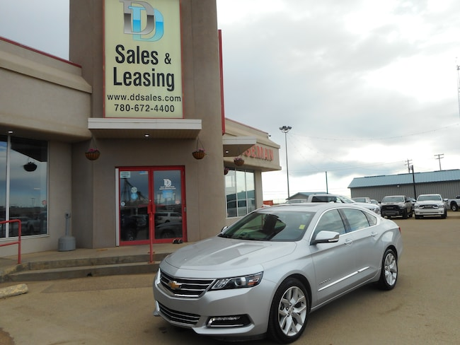 2018 Chevrolet Impala Premier 2LZ/Nav/Pano - NO CREDIT CHECK FINANCING! Sedan