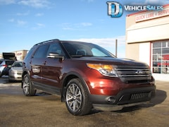 2015 Ford Explorer XLT, SYNC, Moonroof, Keyless Entry SUV