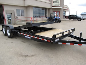 2018 Sure-Trac 7X18+4 TILT BED 14K LEASE, FINANCE, OR RENT