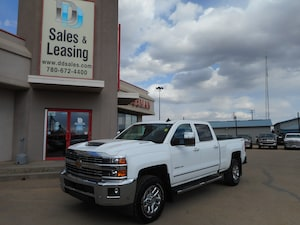 2017 Chevrolet SILVERADO 2500HD LTZ Nav/Diesel NO CREDIT CHECK FINANCING