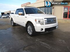 2013 Ford F-150 Limited, 4x4, SYNC Truck