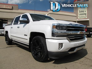 2018 Chevrolet Silverado 1500 High Country, HIGH DESERT PKG, NO CREDIT CHECK FIN