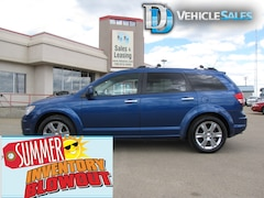 2010 Dodge Journey R/T, Leather, Moonroof, DVD SUV