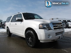 2011 Ford Expedition Max Limited, 4x4, Heated Seats, Satellite SUV