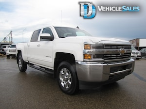 2016 Chevrolet Silverado 2500HD LT, 4x4, NO CREDIT CHECK FINANCING