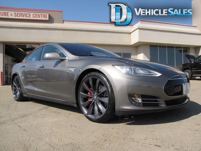 2015 Tesla Model S P8Insane Mode- NO CREDIT CHECK FINANCING! Sedan