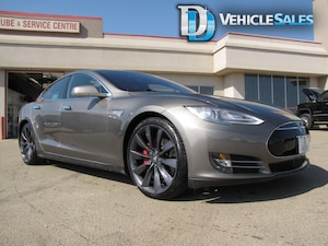 2015 Tesla Model S P85D Insane Mode- NO CREDIT CHECK FINANCING! Sedan